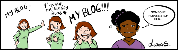 Blog Promotion Mistake #2 - Spamming