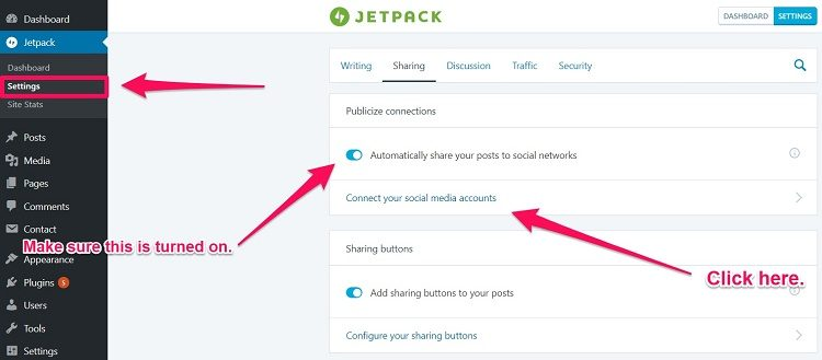 How to Auto-Post to Facebook from WordPress | WHSR