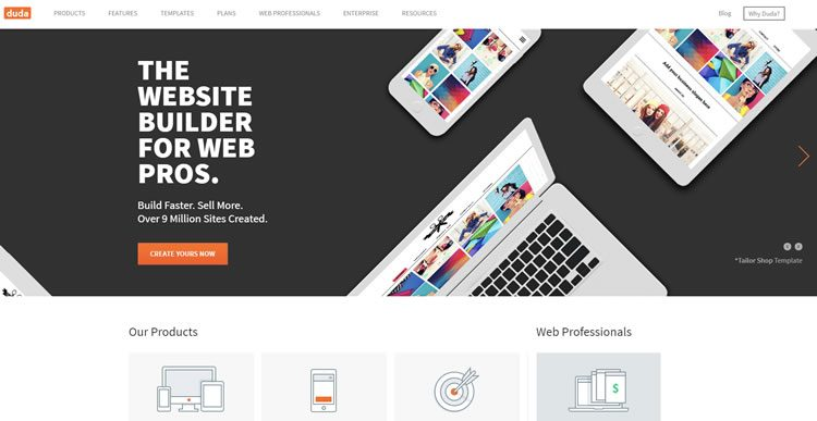26 Free Site Builders to Create Amazing Websites | WHSR