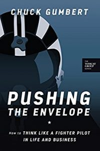 pushing the envelope cover