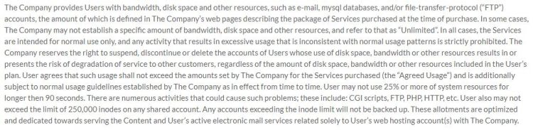 Zyma Bandwidth Χρήση