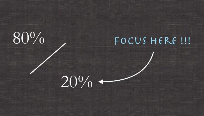 Focus here
