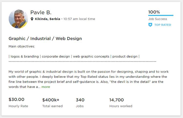 تكلفة بناء موقع على شبكة الانترنت - تكلفة التصميم