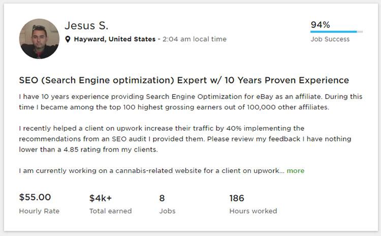 Costo de construir un sitio web - Costo de SEO