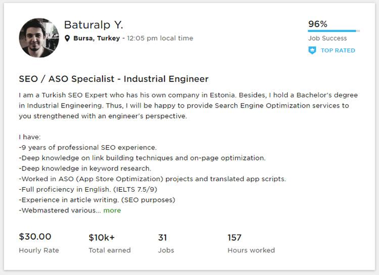 ค่าใช้จ่ายในการสร้างเว็บไซต์ - ค่าใช้จ่าย SEO