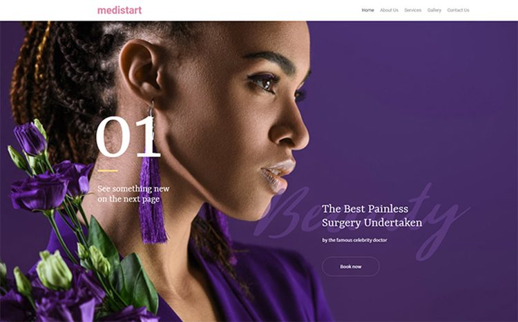 Valleses - Spa Salon Jet Elementor Template