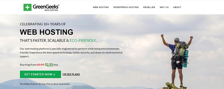 GreenGeeks - Type of Eco-Friendly Certification: REC