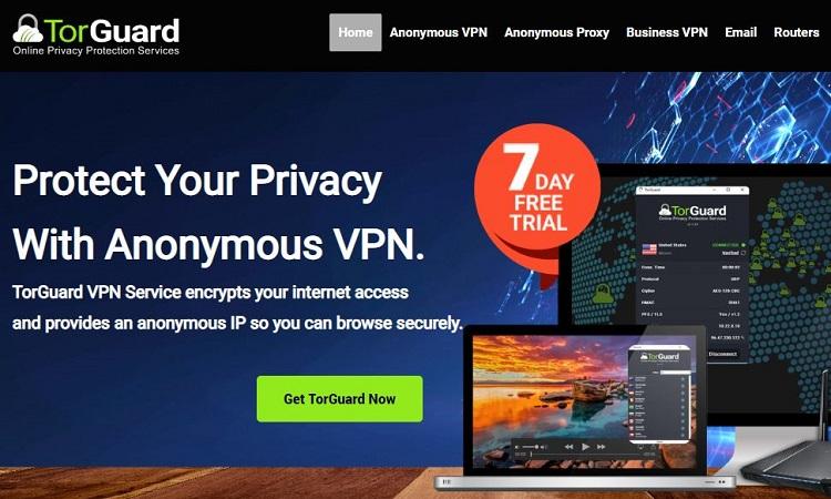 VPN de Torguard