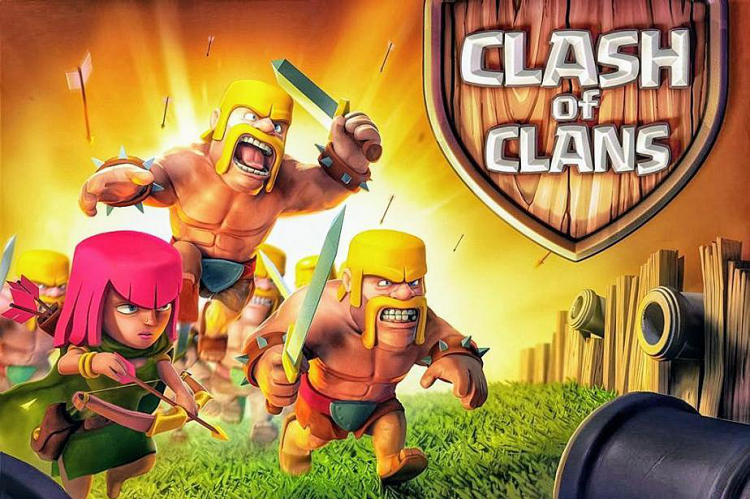 Clash of clans - how to make a mobile game app for free