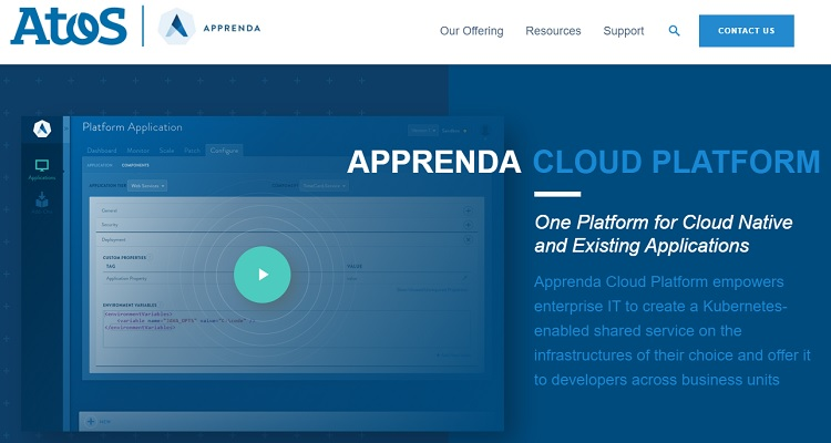Apprenda Cloud Platform