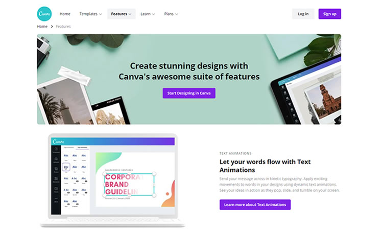 Try Canva for Free