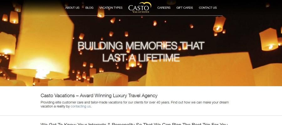 Касто одмори