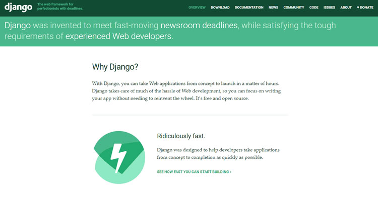Pros and Cons of Django
