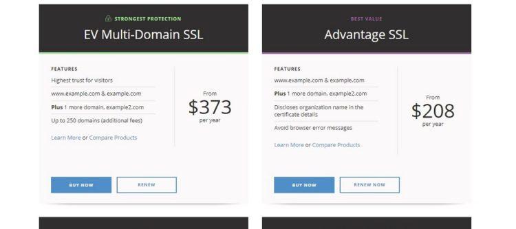Confiar SSL
