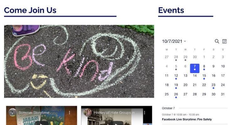 Event Calendar Showcases - Calendar Widget