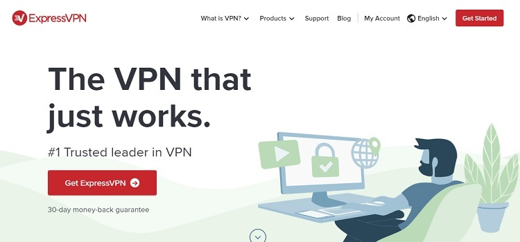 ExpressVPN is one of the most trusted and reputable brands.