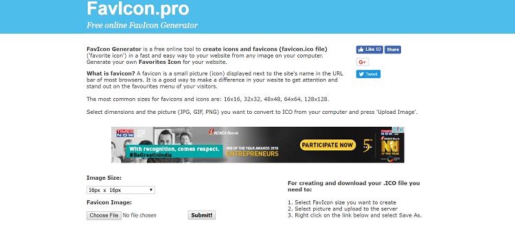 Favicon.pro