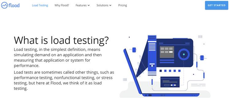 Flood - - JMeter Load Testing