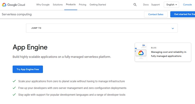 5. Google App Engine-PaaS示例