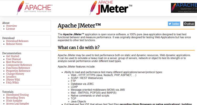 JMeter  Apache
