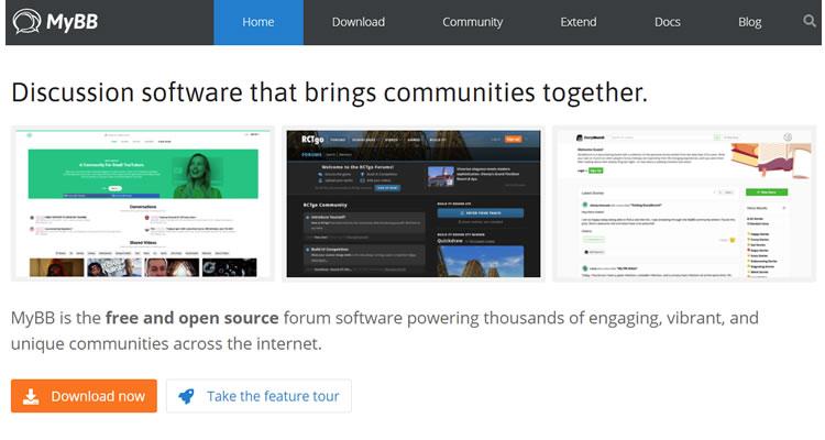 Forum Platform Tool - MyBB