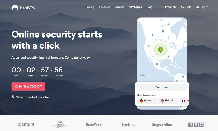 NordVPN - Our Top VPN Pick