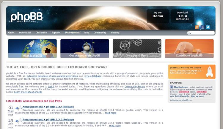 Forum Platform Tool - phpBB