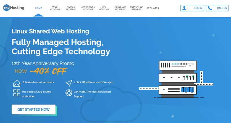 TMDHosting's pricing is lower comapred with SiteGround.