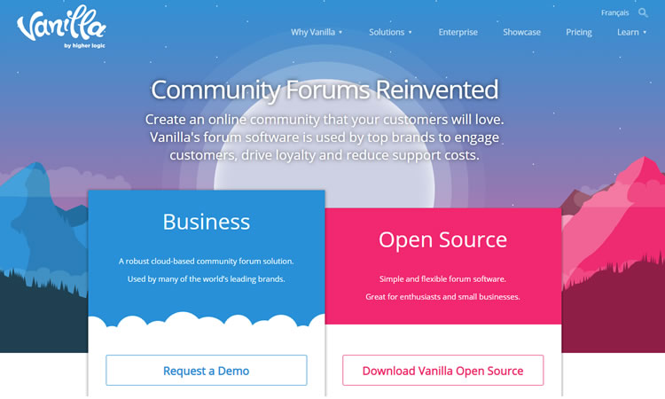 Forum Platform Tool - Vanilla
