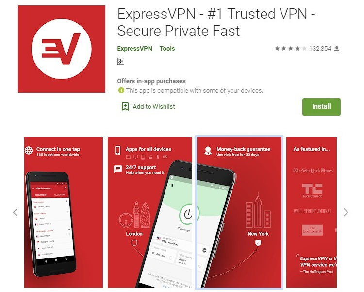 Install VPN on Androids