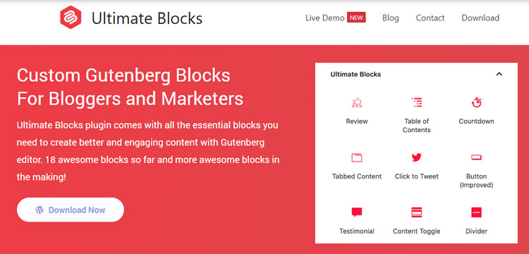 Custom Gutenberg Blocks
